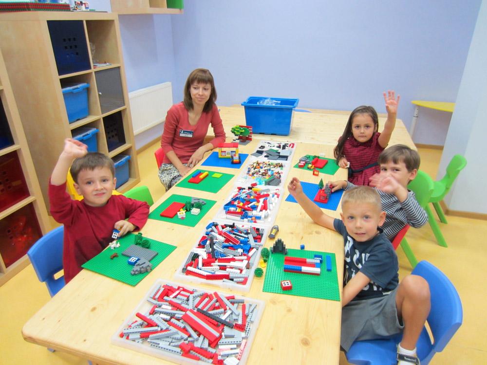 Предложение для детских центров